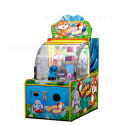 Bunny Pond Arcade Machine