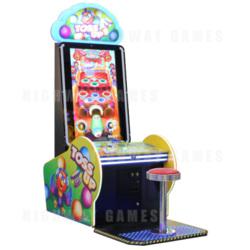 Toss Up Arcade Machine