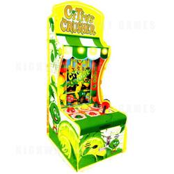 Citrus Crusher Arcade Machine