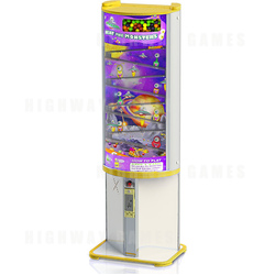 Beat the Monsters Ball Drop Arcade Machine