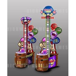 Whack N Win Arcade Machine