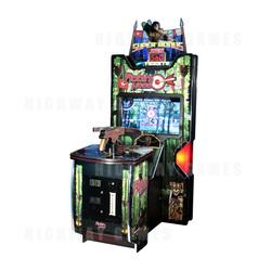Robin Hood Arcade Machine
