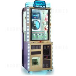 Color Match Club Arcade Machine