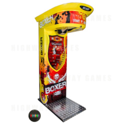 Boxer Easy Multi Arcade Machine