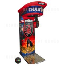 Boxer Champion Multi Arcade Machine