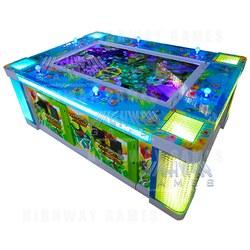 Ocean King 2: Golden Legend Arcade Machine