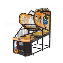 NBA All Star Basketball DX Card Arcade Machine