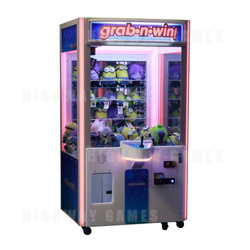 "Grab N Win 42"" Crane Machine"