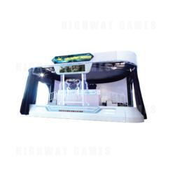 Galactic Force 6D Simulator Machine