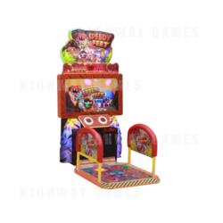 Speedy Feet Arcade Machine