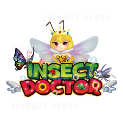 Insect Doctor Arcade Machine