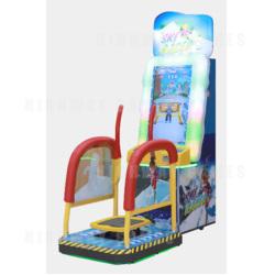 Ski Racer Arcade Machine