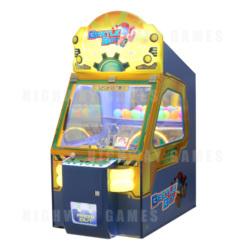 Beetle Bot Arcade Machine