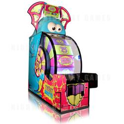 Ticket Monster Arcade Machine