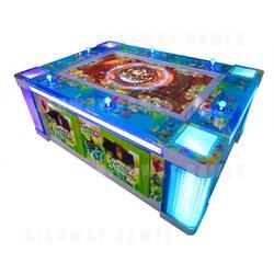 Ocean King 2: Ocean Monster Plus Arcade Machine