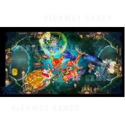 Santa Treasure Arcade Game