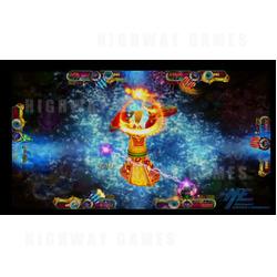 China Sea Dragon King Arcade Game