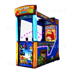 Angry Birds Arcade Machine