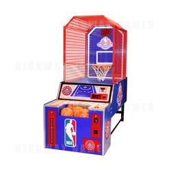 NBA Hoop Troop Arcade Machine
