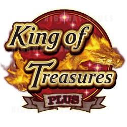 King of Treasures Plus 6 Player Arcade Machine