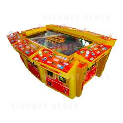 King of Treasures Plus 8 Player Arcade Machine