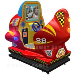 Kiddy Dido Air Arcade Machine