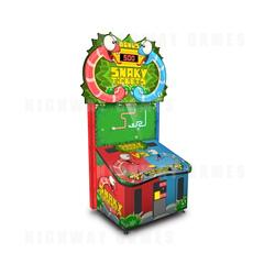 Snaky Tickets Arcade Machine
