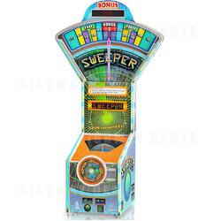 Sweeper Arcade Machine