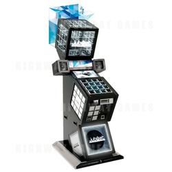 Jubeat Qubell Arcade Machine