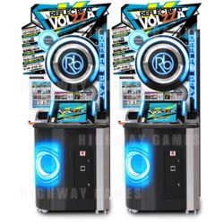 Reflec Beat Vollza Arcade Machine