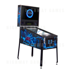Arcooda Video Pinball Machine