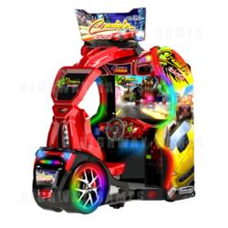 Cruis'n Blast Arcade Machine