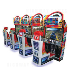 Daytona 3 USA Championship Arcade Driving Machine