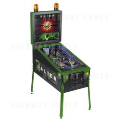 Alien Pinball 35th Anniversary Limited Edition