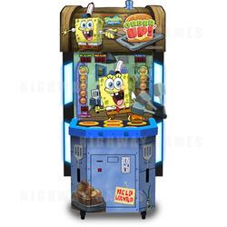 Spongebob's Order Up Arcade Machine