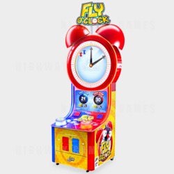 Fly O'Clock Video Redemption Arcade Game