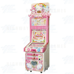 Hello Kitty and the Apron of Magic Arcade Machine