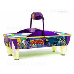 Joker's Wild Air Hockey Table