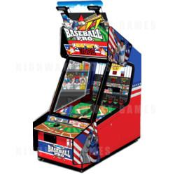 Baseball Pro Arcade Ticket Redemption Game