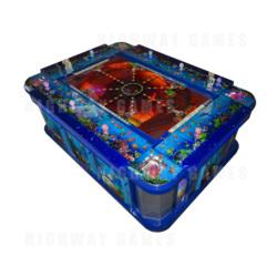 Arcooda 8 Player Fish Premium Cabinet
