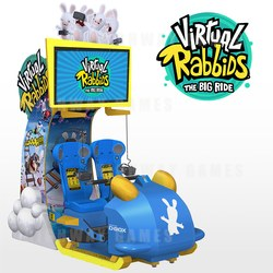 Virtual Rabbids: The Big Ride