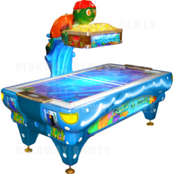 UNIS Ocean Air Hockey