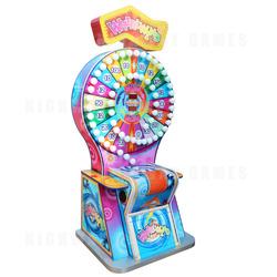 Whirlwind Ticket Redemption Machine