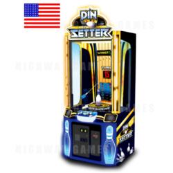 Pin Setter Ticket Redemption Machine