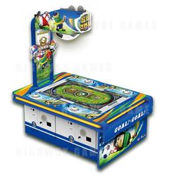 Go Go Soccer Ticket Redemption Machine