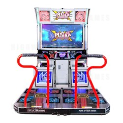 Pump It Up XX 20th Anniversary Edition Arcade Machine