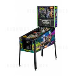 The Munsters Pinball Machine - Pro Model