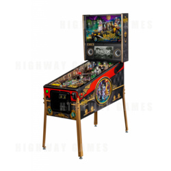 The Munsters Pinball Machine - Limited Edition