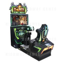 D-Day 2077 VR Arcade Machine