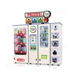 Prize Hub Redemption Machine